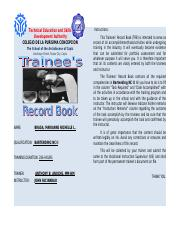 anoche_SWBL 8 Trainee's Record Book.doc