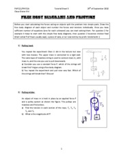 tutorial sheet 5