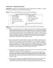 Worksheet Relationship Scripts.doc