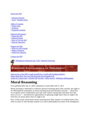 BUSN310 Unit 1 IP Moral Reasoning