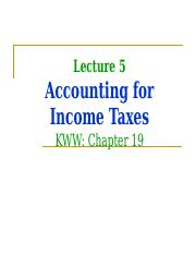 Lecture 5_pres_IntII_Income Taxes_bb(1)