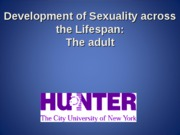8 Sexuality Adulthood Development