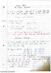 The Number Theory Class Notes 10