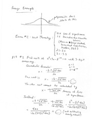 Lecture 17 Notes