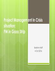 Project Management in Highly Vulnerable and At Risk - V4.pdf