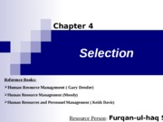 4.Selection ( 2014)