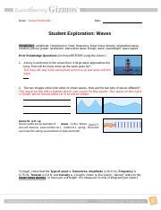 WavesGizmo - Name Jackeline Rosales Date 02\/0217 Student ...