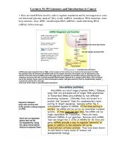 Genomics and Intro to cancer (E3).docx