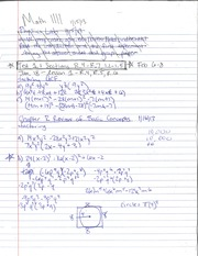 Factoring Greatest Common Factor Notes