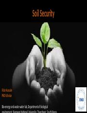 Soil Security.pptx