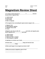 Magnetism Review Sheet.docx