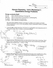 07_U3_ gen ws4 quant prob 2.pdf - Name Date Pd Honors Chemistry Unit ...