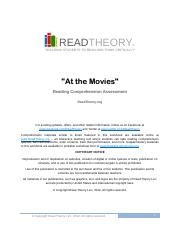 At the movies passage.pdf