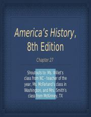 Americas-History-Chapter-27-PPT.pptx