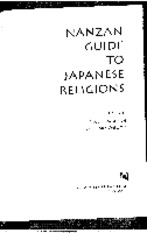 13.1 Nanzan Guide to Japanese Religions