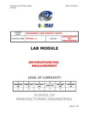 Anthropometric Measurement.docx