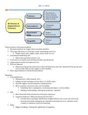 Ch. 6-10 Marketing Notes
