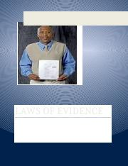 Phase 1 IP Laws of evidence.docx