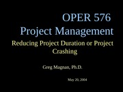 Project_Crashing_Magnan