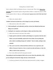 Copy_of_Morton_Writing_About_a_Cultural_Conflict_Outline