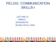 11136_PEL WEEK 5 LEC 10 JUMBLED SENTENCES