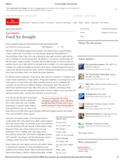 the thought of food.pdf