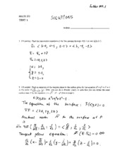 math_402_(spring_2009)_test_1_solutions