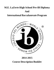 2014-2015 IB course description booklet-draft 2
