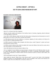 GO TO SAN JOSE MUSEUM OF ART