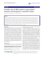 Possible role of ABO in degenerative diseases.pdf