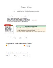 rational expressions day 2 notes