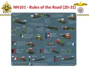 Rules of the Road 20-31
