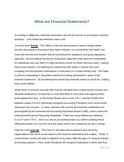 What are Financial Statements.doc