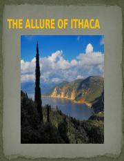 THE ALLURE OF ITHACA PP.pptx