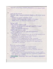 chapter 6 notes protein