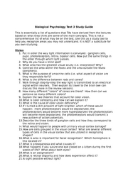 PSYC 2012 - Test 3 Study Guide