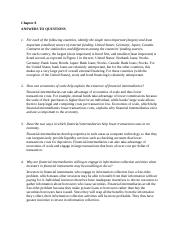 Mishkin Chapter 8 Answers Economic Analysis of Financial Structure.docx
