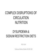 Na Restriction and Dyslipidemia diets STUDENT 2016.pptx