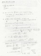 Differential Equations with Matrix Theory Quiz 8 Solutions