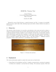 TorsionLabManual