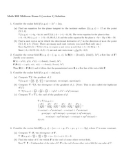 Summer (Session 1) 2004 - Eggers' Class - Exam 1 (Version 1)