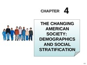 CH004 American Demographics and Strat