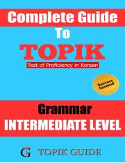 TOPIK-II INTERMEDIATE LEVEL GRAMMAR.pdf