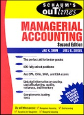schaum managerial accounting
