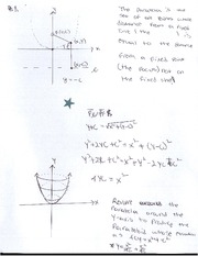 Elliptic Parabolloid and Cone