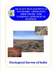 sop-geological mapping final