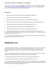 descartes meditation 3 essay The meditations on first philosophy presents us with an of the meditations) translations are taken from the philosophical writings of descartes, volumes 1-3.