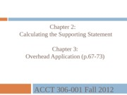 Chapters 2-3--COGM & Overhead Application - Copy