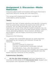 Waste Reduction.WK5.docx