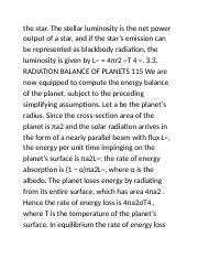 The Planetary Combinations notes (Page 5092-5094)